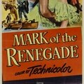 MARK OF THE RENEGADE