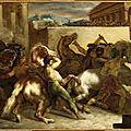 La traversée de Rome par le <b>Corso</b> (4/13). Le carnaval sur le <b>Corso</b>.