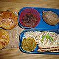 Lunch box de noël...