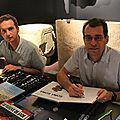 Nyon Suisse avec Rafael Morales