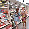Linda Leininger présentera le 1er Salon du Livre à Auchan Farébersviller le 12 et le 13 octobre 2018