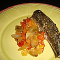 Sardines rôties au four