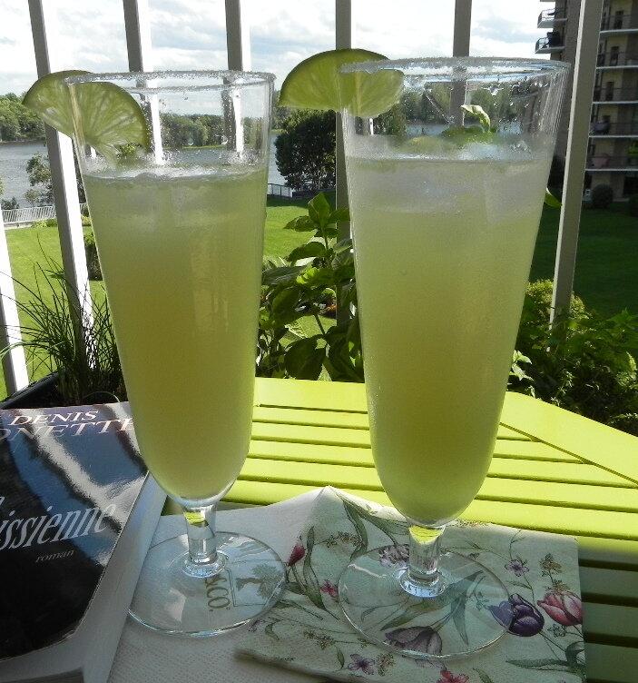 Limonade au Ricard pour journées caniculaires