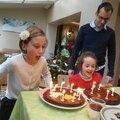 bougies gâteaux
