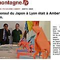 Article ambert la montagne le 25 juillet 2013
