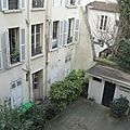 Vente Appartement 3 pièces 53m² 75017 rue Boursault - Métro Rome- Parfait état, 2ème ascenseur sur cour.