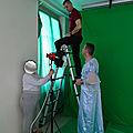 tournage fond vert 03/03/18