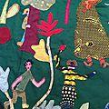Exposition d'art textil