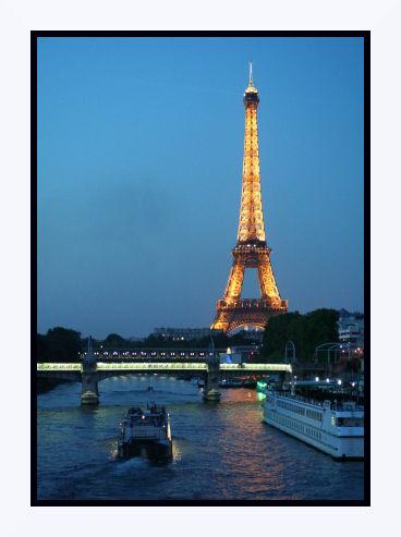 Paris la nuit ...