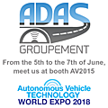 Autonomous Vehicle Technology World Expo - Stuttgart 2018