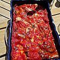Lasagnes au saumon et oseille