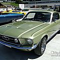 Ford mustang gta fastback coupe-1967