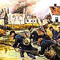 Alphonse Lalauze, <b>peintre</b> aux <b>Armées</b>