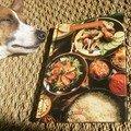 1er colis NSP avec Mouna - petit livre de cuisine