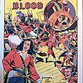 <b>CAPITAINE</b> <b>BLOOD</b> (L'ALBUM DE 1953)