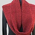 snood bordeaux 004