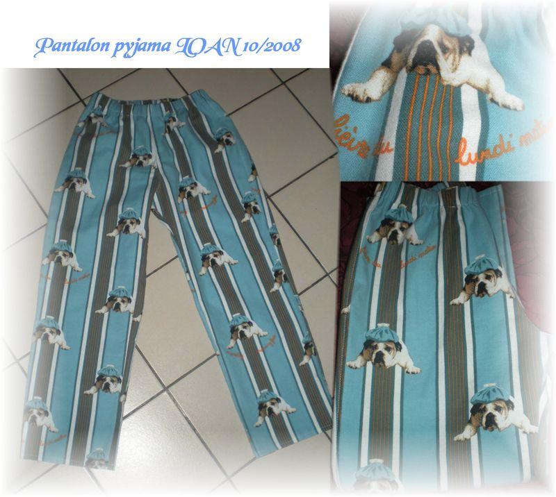 pyjama Loan 10-2008