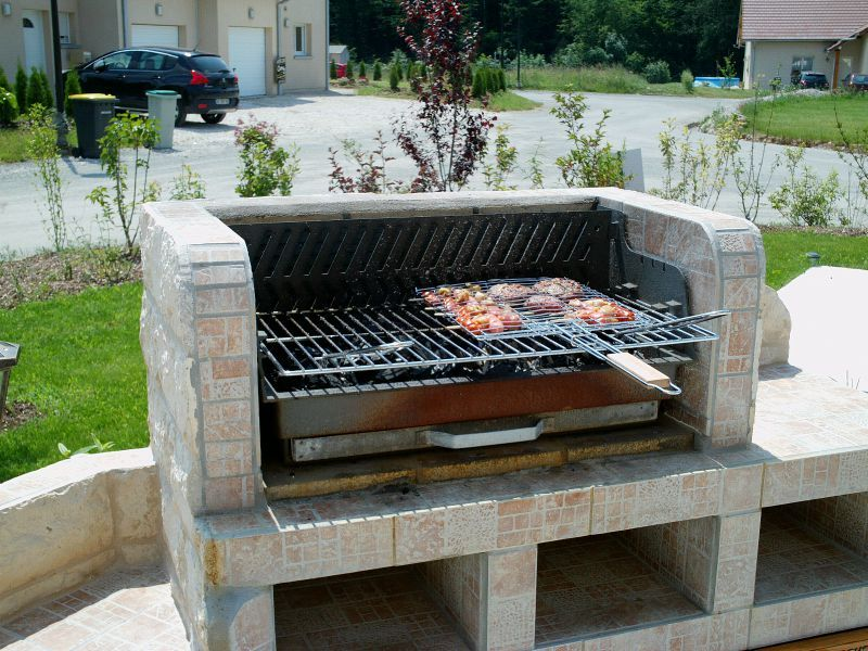 Elegant Article With Construire Barbecue En Beton Cellulaire