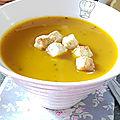 حساء شتوي soupe d'hiver