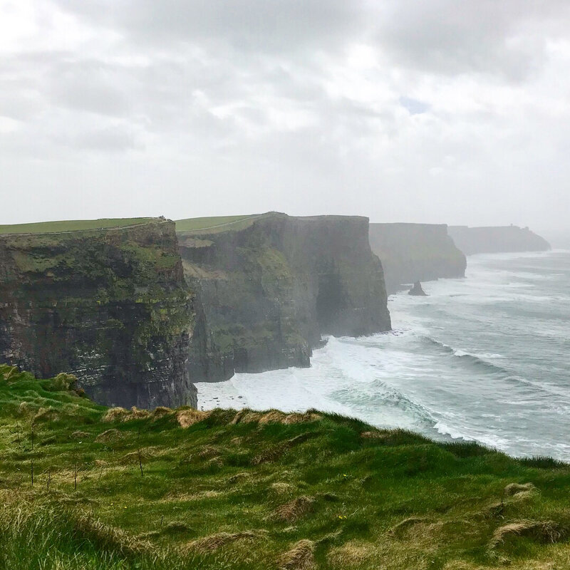 Cliffs of Moher ©Kid Friendly