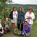 Atelier fleurs à giverny