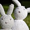 knitting à