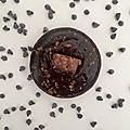 Tartelettes 100% <b>chocolat</b>