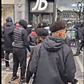 Liège (Belgique) : 200 casseurs en marge d'une manifestation #BlackLivesMatter