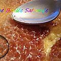 Crème brulée safranée ( au thermomix )