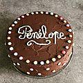 Pinata cake !