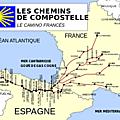 Du Cotentin (Normandie) aux Asturies (Espagne)