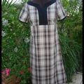 Et une petite robe écossaise !!