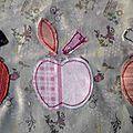 Challenge margotte aux pomme_ : la couverture patchwork