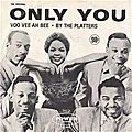 The Platters - Only You (And You Alone) (Original Footage HD)