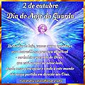 2 de outubro: Dia do <b>Anjo</b> Da Guarda Oremos ao Nosso Querido <b>Anjo</b> da Guarda: ORAÇÃO DE AÇÃO DE GRAÇAS POR NOSSO <b>ANJO</b> DA GUARDA