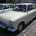 Ford anglia deluxe (1962-1967)