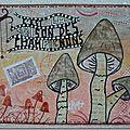 """Mail <b>art</b> """"champignons"""""""