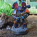Space marine Tactique Night Lords 11