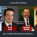 <b>Alzheimer</b> et la famille Sarkozy : des conflits d'intérêts troublants qui expliquent pas mal de choses