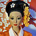 Izumi, apprentie geisha