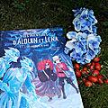 Les aventures d'Alduin et Lena : 1- Les guerriers de glace