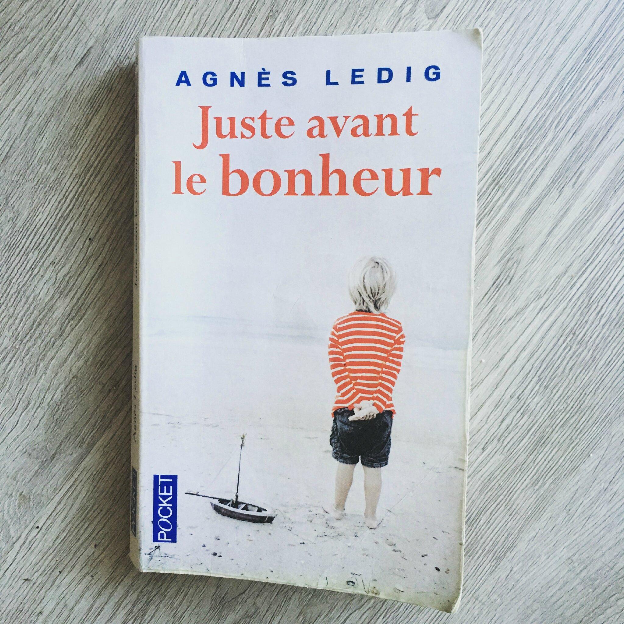 Mes dernières lectures : Agnès Ledig, Agnès Martin-Lugand et Anna Todd
