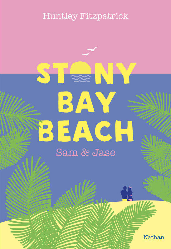 "Huntley Fitzpatrick - ""Stony Bay Beach: Sam & Jase""."