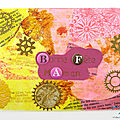 Carte fête des mères - mothers' day card