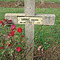 Sous-lieutenant Emmanuel LARNAC