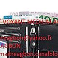 Porte monnaie à haute puissance multiplicateur de billets (féticheur agbon)