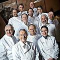 Lancement de l'appellation « restaurant de qualité » par le collège culinaire de france