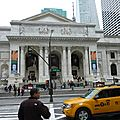 DAY 1 - New York Public Library