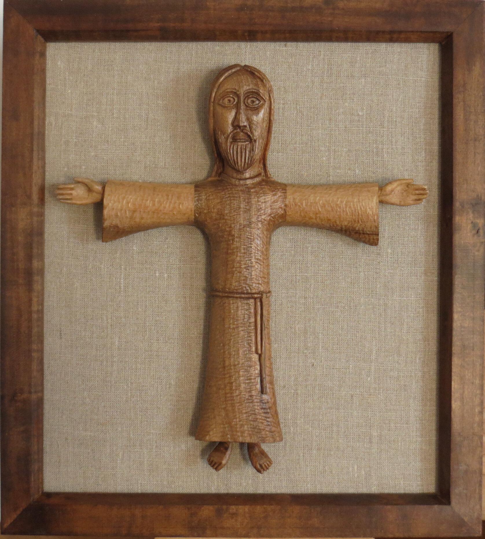Le Christ de Boscodon