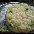 {recette} risotto aux courgettes # thermomix #